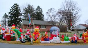 christmas inflatables popejoy to the world lititz record express
