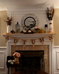 mirror rachel u0027s mantel pinterest mantle banners and autumn