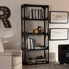 home styles 13 shelf 114 in w x 76 in h x 16 in d wood and
