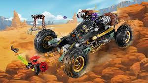 70624 vermillion invader lego ninjago movie products