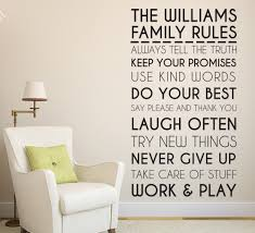 our family rules wall art shenra com rules wall art family rules canvas wall art our family rules wall