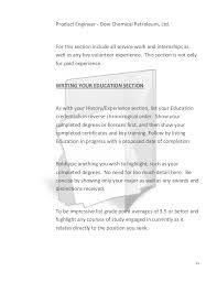 Resume Education Section Technical Service Representative Resume Cheap Application Letter