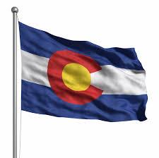 Colorado Flag Marijuana Immigrant Students U2026 By Kristen Leathers