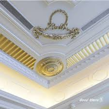polyurethane ornamental mouldings for furniture supplier