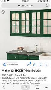 what color do ikea kitchen cabinets come in ikea green cabinets