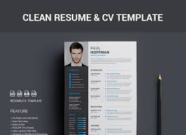 resume templates free 2017 40 best 2018 s creative resume cv templates printable doc