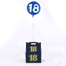 send birthday balloons in a box balloon in a box card factory