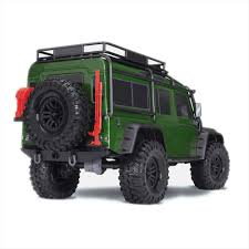 green land rover defender trx 4 crawler land rover defender lee martin racing lmrrc com