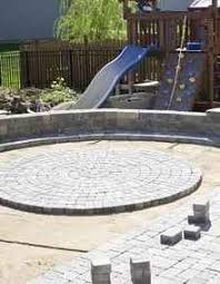 Making A Paver Patio by Patio On A Small Budget Walls Walks And Patios Gt Small