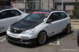 honda 7th civic tuned honda civic hatchback 7th generation japanesesportcars com