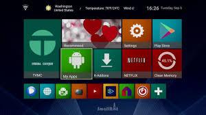 install kodi 17 4 on 4k smallrocket smalrt x3 android tv youtube