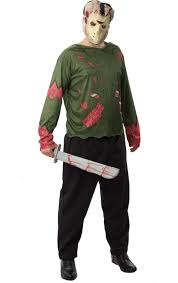 Jason Halloween Costume Jason Costume Kit Jokers Masquerade