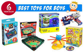 toys six year boy toys model ideas gifts for 6 year