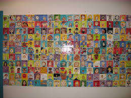 tile art fundraisers artcentric beautify your school or building with a tile mural each participant decorates a tile which can be placed on a wall best of all parents and kids will love