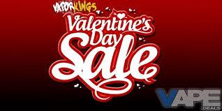 valentines sale vaporkings day sale vape deals