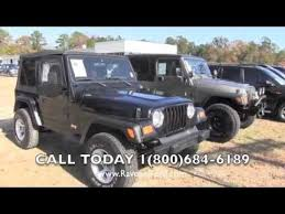 97 jeep wrangler se 1997 jeep wrangler tj se 4x4 review charleston car for