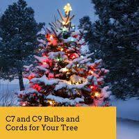 25 commercial grade led faceted c7 multi color light set