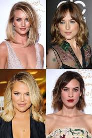 whats a lob hair cut lob v bob v mob which haircut will suit you and why mid length