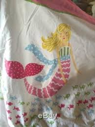 Pottery Barn Kids Shower Curtains Barn Kids Girls Mermaid Shower Curtain