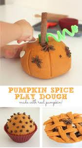 amazing pumpkin spice play dough papa bubba