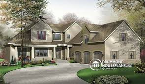 Craftsman Home Plans With Pictures Craftsman Home Dhp Archives Drummond House Plans Blog