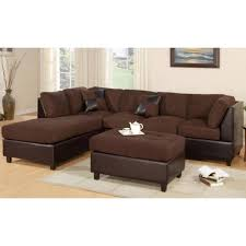 Klaussner Storage Ottoman Sectional Sofa Group With Chaise Lounge Klaussner Wolf And Chaise