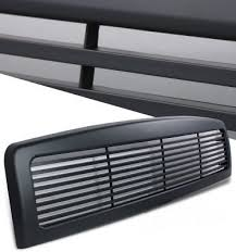 dodge ram white grill dodge ram 2500 1994 2002 black billet grille a1338r11150