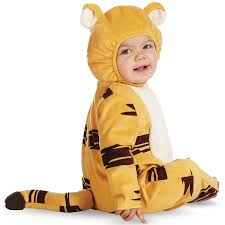 amazon com disguise baby u0027s disney tigger prestige costume clothing