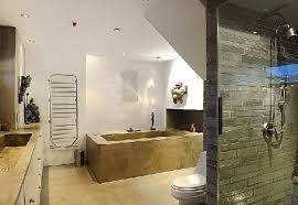 bathroom sweet small bathroom decoration using black pebble