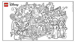 princess lego printable coloring pages coloring