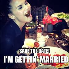 Funny Save The Date Save The Date I U0027m Gettin U0027 Married Teigen Marriage Quickmeme