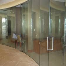 Partitions Commercial Glass Partitions Custom Glass U0026 Mirror Metro