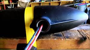 diy how to replace a trolling motor shaft youtube