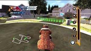 burger king pocketbike racer backyard track xbox 360 720p gameplay