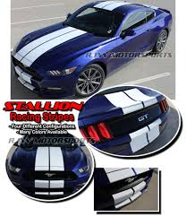 stripes on mustang 2015 mustang racing stripes