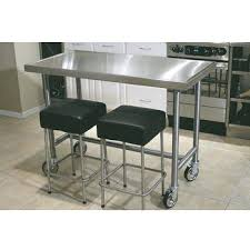 stainless steel kitchen island with seating stainless steel kitchen work table island kitchen island table ikea