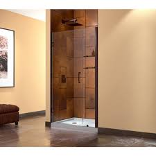Hinged Frameless Shower Door by Dreamline Shdr 20387210s 06 Unidoor Frameless Shower Door U2013 Mega