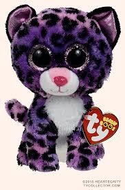 jewel ty beanie boos leopard