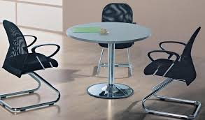 Small Meeting Table Buy Compact U0026 Sturdy Meeting Table At Best Price Boss U0027s Cabin