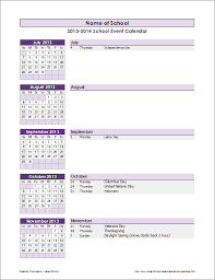 calendar template 2018 2019 year calendar