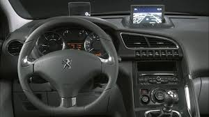 peugeot 3008 2012 2014 peugeot 3008 interior youtube