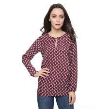 paisley blouse vadim paisley blouse chiffon blusa feminina vintage office