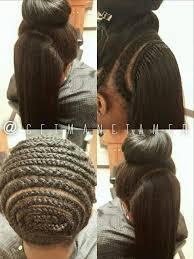 crochet black weave hair 2 way straight hair crochet crochet hairstyles pinterest