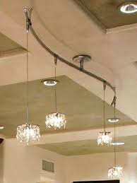 Pendant Track Lighting Fixtures Single Circuit Track System Pinteres In Lighting With Pendants