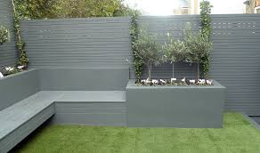 garden brick wall design ideas sandstone archives page 2 of 4 london garden blog grey colour