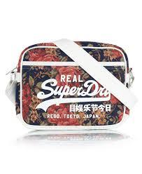 alumni bags superdry mini alumni rosy denim bag women s bags