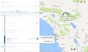 Googe Maps Google Maps Hyperlapse Funktion In Der Zeitachse