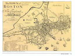 Boston Hubway Map by Vanha Boston Kartta Jpg
