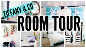 Blue Rooms by Tiffany Blue Room Tour Brianna Degaston Youtube