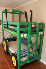 John Deere Home Decor by Cool Bunk Bed Ideas For Teenage In Your Home Midcityeast